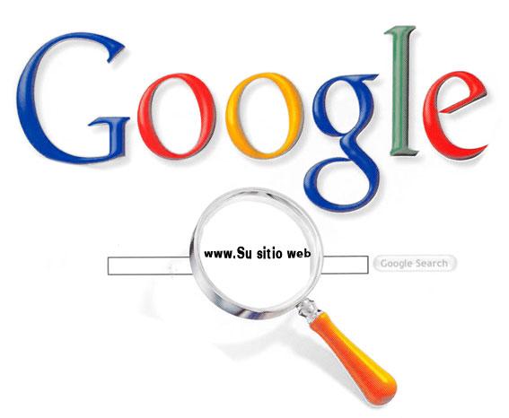 Posicionamiento de Paginas Web