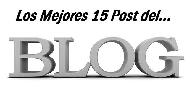 los mejores post del blog