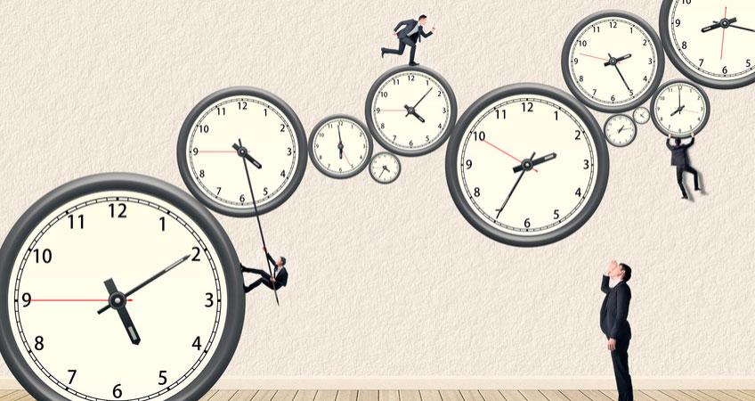 Productividad y Administración del Tiempo